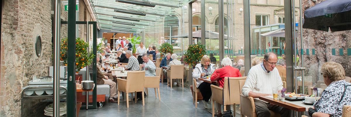Restaurant en Zalen | Art & Dining in Dordrecht | Museum restaurant